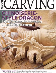 Woodcarving – Issue 175, 2020