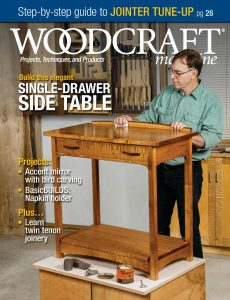 Woodcraft Magazine – August-September 2020