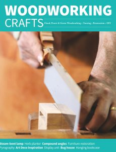 Woodworking Crafts – July-August 2020
