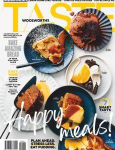 Woolworths Taste – July 2020