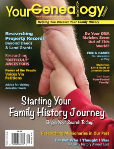 Your Genealogy Today – March-April 2020
