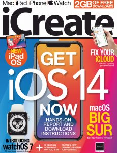 iCreate UK – Issue 214, 2020