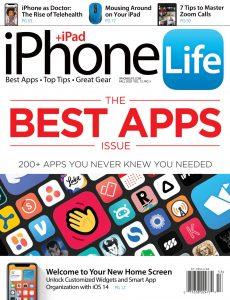 iPhone Life Magazine – Vol 12 , No 3, Fall 2020