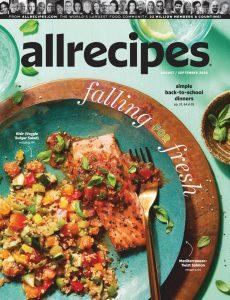 Allrecipes – August-September 2020