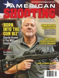 American Shooting Journal – August 2020
