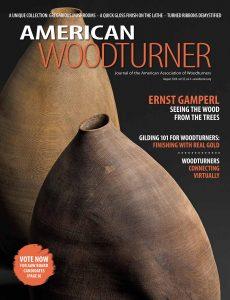 American Woodturner – August 2020