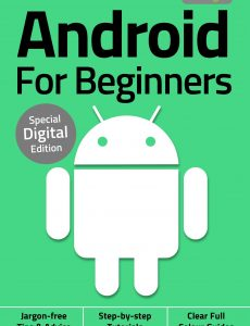 Android For Beginners – 3rd Edition 2020
