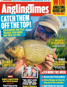 Angling Times – Issue 3479 – August 18, 2020