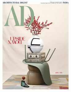 Architectural Digest India – July-August 2020