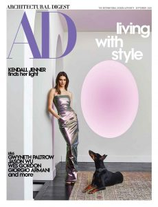 Architectural Digest USA – September 2020