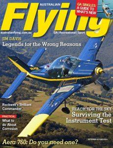 Australian Flying – September-October 2020