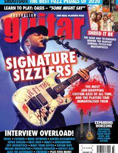 Australian Guitar – August 2020
