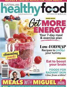 Australian Healthy Food Guide – September 2020