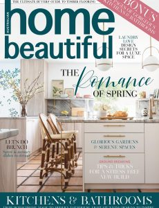 Australian Home Beautiful – September 2020