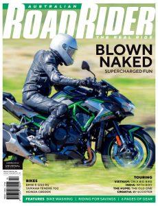 Australian Road Rider – September-October 2020
