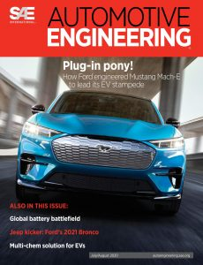 Automotive Engineering – July-August 2020