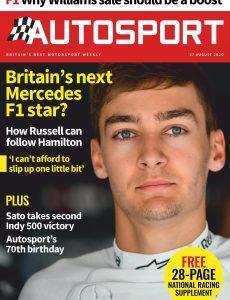 Autosport – 27 August 2020