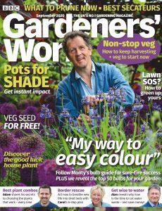 BBC Gardeners' World – September 2020