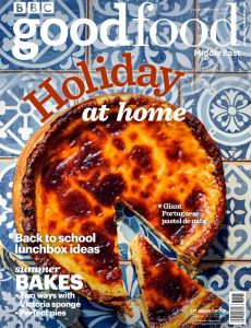 BBC Good Food Middle East – August-September 2020