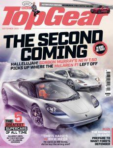 BBC Top Gear UK – September 2020