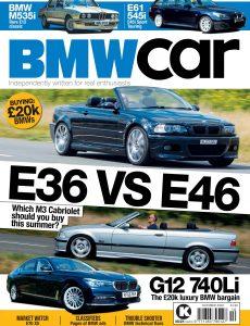 BMW Car – October 2020