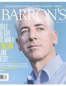 Barron's – 03 August 2020