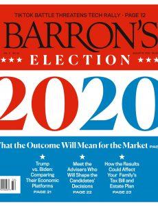 Barron's – 10 August 2020