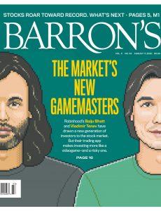Barron's – 17 August 2020