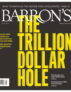 Barron's – 31 August 2020