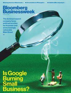 Bloomberg Businessweek USA – August 10, 2020