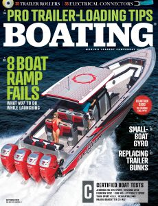 Boating – September 2020