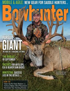 Bowhunter – September 2020