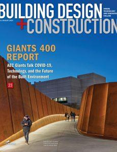 Building Design + Construction – July-August 2020