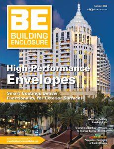Building Enclosure – Summer 2020