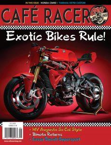 Café Racer – August-September 2020