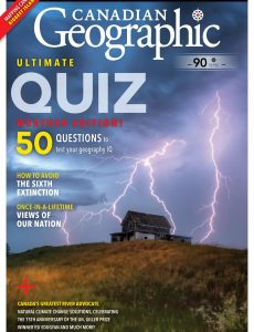 Canadian Geographic – September-October 2020