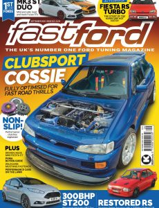 Classic Ford – September 2020