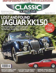 Classic & Sports Car UK – September 2020