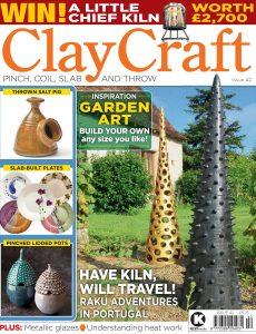 ClayCraft – Issue 42 – August 2020