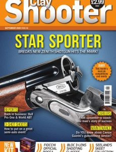 Clay Shooter – September 2020