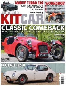 Complete Kit Car – September 2020
