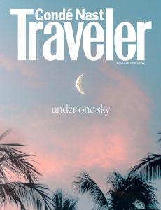 Conde Nast Traveler USA – August-September 2020