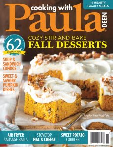 Cooking with Paula Deen – October 2020