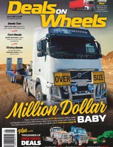 Deals On Wheels Australia – August 2020