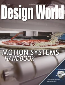 Design World – Motion Systems Handbook August 2020