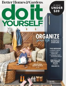 Do It Yourself – Fall 2020