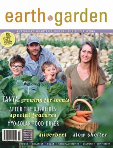 Earth Garden – September 2020