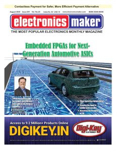 Electronics Maker – August 2020