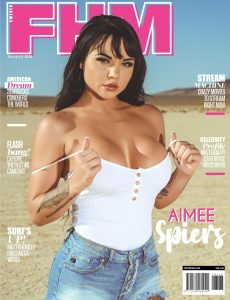 FHM Sweden – August 2020