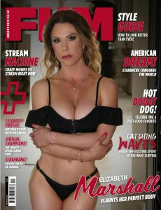 FHM USA – August 2020